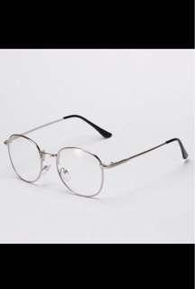 Clear Vintage Eyewear