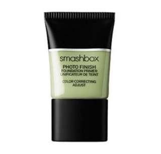 Instock Smashbox Photo Finish Foundation Primer Colour Correcting Adjust Travel Size 15ml