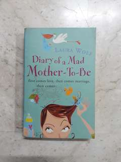 Diary of a mad mother to be - Laura Wolf