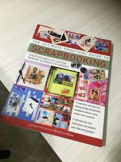 Brand new bn guide to scrapbooking