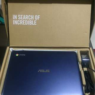 Brand new ASUS Chromebook C201PA