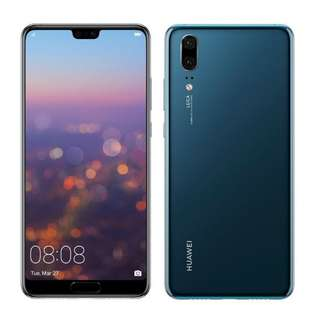 Huawei P20 Midnight Blue