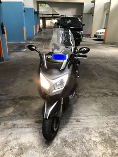 BMW C600 for sale!