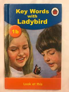 Peter and Jane Key words with Ladybird
