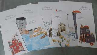 In The Island Letter Sets