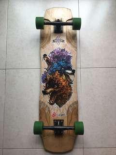 Original Longboard- Baffle 37 (old design)