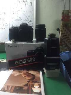 Canon 60D Low Shutter Count