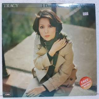Reserved: Tracy Huang - I Don't Want To Talk About It Vinyl Record