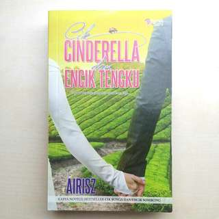 Brand New Malay Novel Cik Cinderella Dan Encik Tengku, Bestseller Novelis, FREE GIFT WORTH $4.90 INCLUDED