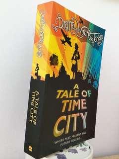 A Tale of Time City by Diana Wynne Jones