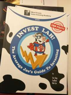 Invest lah! The average Joe's guide to investing