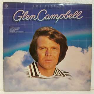 Reserved: The Best Of Glen Campbell Vinyl Record