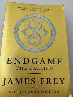Endgame: The Calling by James Frey and Nils