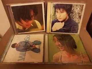 Chinese Pop (Daniel Chan, William So, Jeff Chang, Freya Lin)