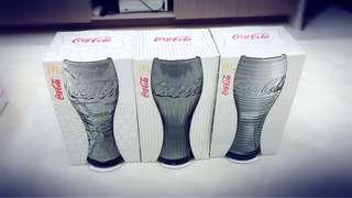 🚚 麥當勞2014 EDITON可口可樂-岩石杯