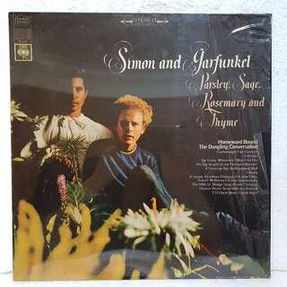 Reserved: Simon & Garfunkel - Parsley, Sage, Rosemary & Thyme Vinyl Record