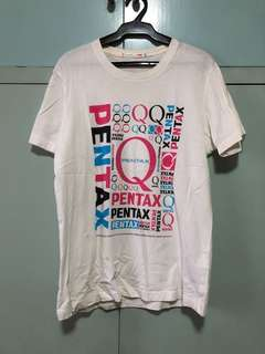 Uniqlo - UT x Pentax graphic tee