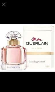 GUERLAIN嬌蘭 Mon Guerlain我的印記淡香精100ml