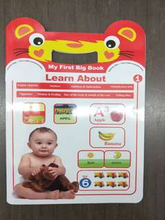 Children Learning Book 1