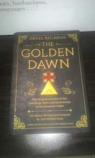 The Golden Dawn (Israel Regardie)