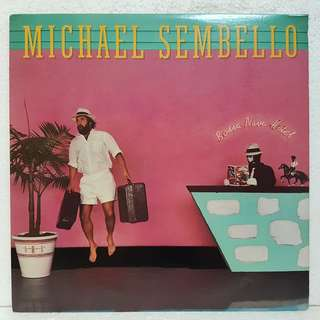 Michael Sembello - Bossa Nova Hotel  Vinyl Record