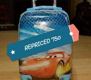 REPRICED school bag CARS