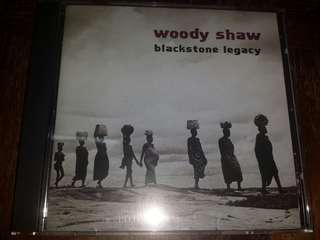 Music CD: Woody Shaw–Blackstone Legacy - Jazz