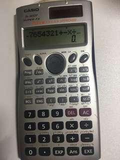Casio 計算機 Fx-3650P