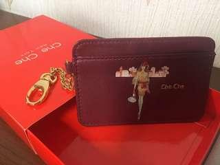 Che Che New York brand new card holder