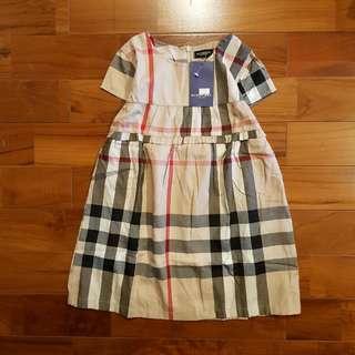 Burberry baju dress