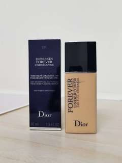 🚚 Dior超完美特務粉底液