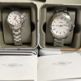 His and Hers Watch