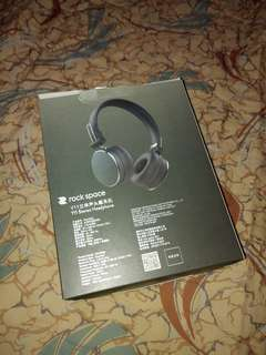 Rock space Y11 Stereo headphone