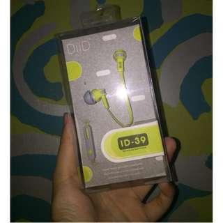 DiiD ID-39 Earphones