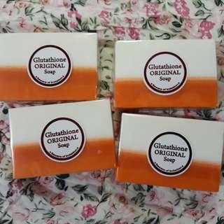 10 pcs GlutaKojic Soap  - Authentic