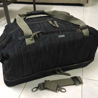 Esprit Denim Gym/Traveling Bag
