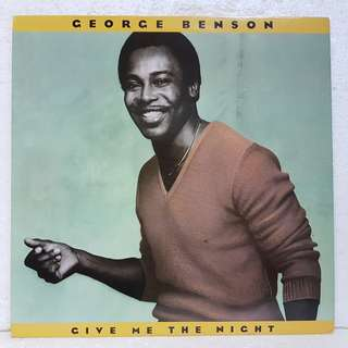 Reserved: George Benson - Give Me The Night Vinyl Record