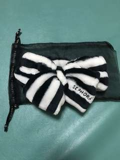 Brand new sephora head band