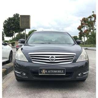 Nissan Teana for Hari Raya Rental