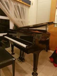 YAMAHA BABY GRAND C1 PIANO