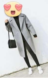 BNWT Korean style coat