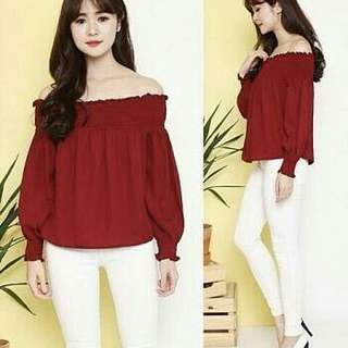 PRINKA SABRINA 65000 Bahan twiscone fit L