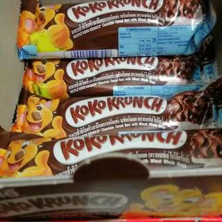 可可脆棒 Nestle Koko Krunch