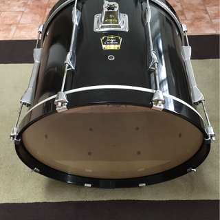 Yamaha Stage Custom Bass Drum.