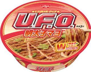日清 - U.F.O 明太子撈麵