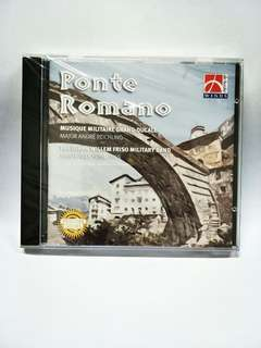 Ponte Romano (The Johan Willem Friso Military Band)