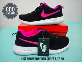 Nike Zoom Wine Red Shoes