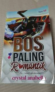 Malay Novel: Bos Paling Romantik