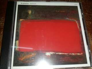 Music CD: Krakatau–Volition - Jazz, ECM Records