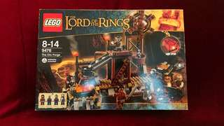9476 lego lord of the rings 魔戒